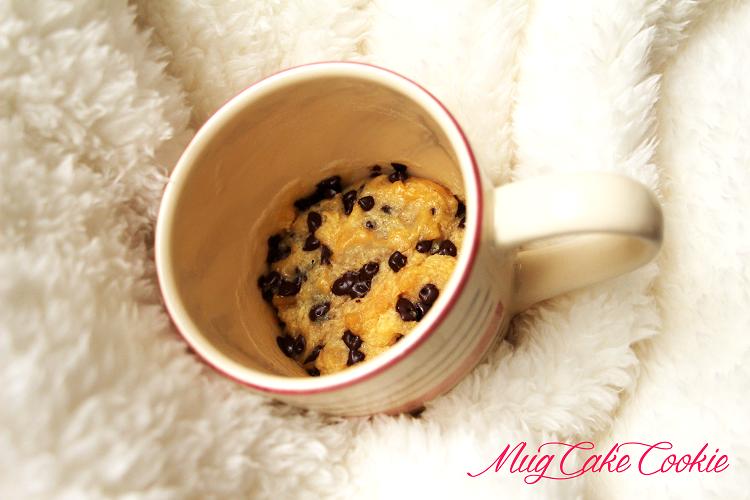 Mug Cake Cookie