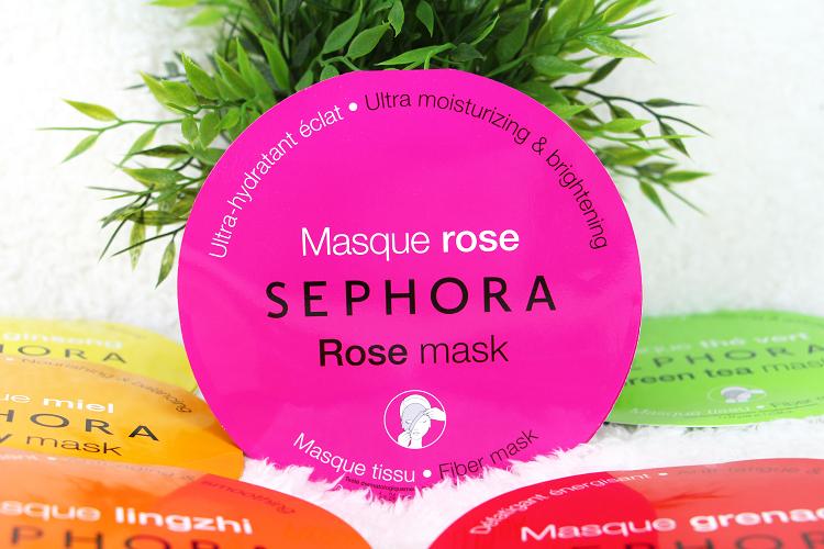 Masque Sephora Fushia