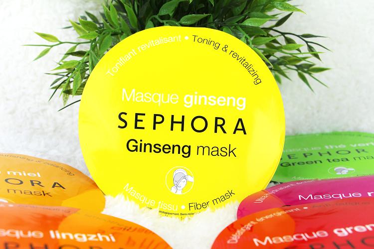 Masque Sephora Jaune