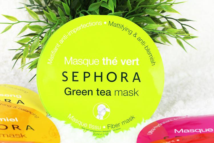 Masque Sephora Vert