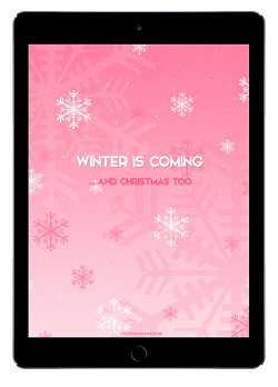 Winter is Coming - iPad