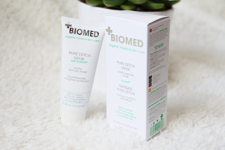 Pure Mask Detox Biomed