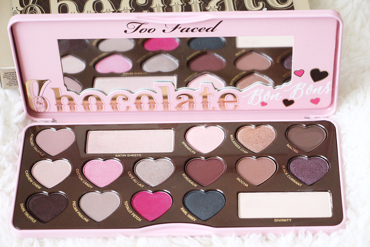 Palette Chocolate Bon Bons