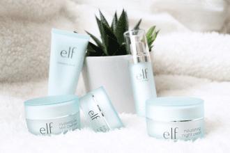 La gamme de soins pour le visage ELF (CONCOURS)