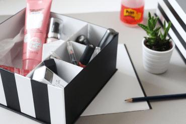 DIY: la boîte de rangement Sephora