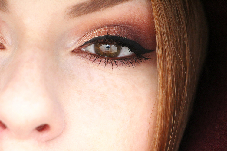 Fall in Love Makeup Oeil Zoom
