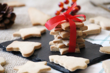 Recette simple de biscuits de Noël