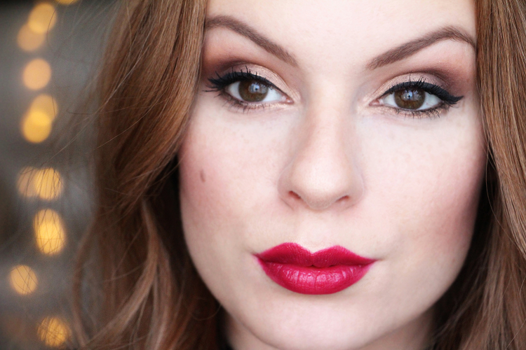 Makeup Nouvelle Année