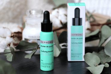 Le booster de pureté Sephora : le petit plus pour une jolie peau