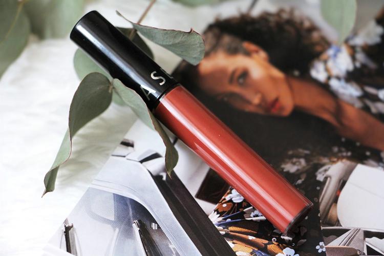 Rouge Velouté Sans Transfert Sephora - Coral Sunset