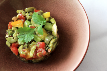 Recette fraîcheur : tartare de légumes