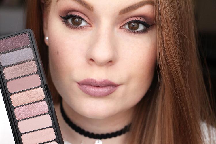 Makeup Palette Rose Gold ELF