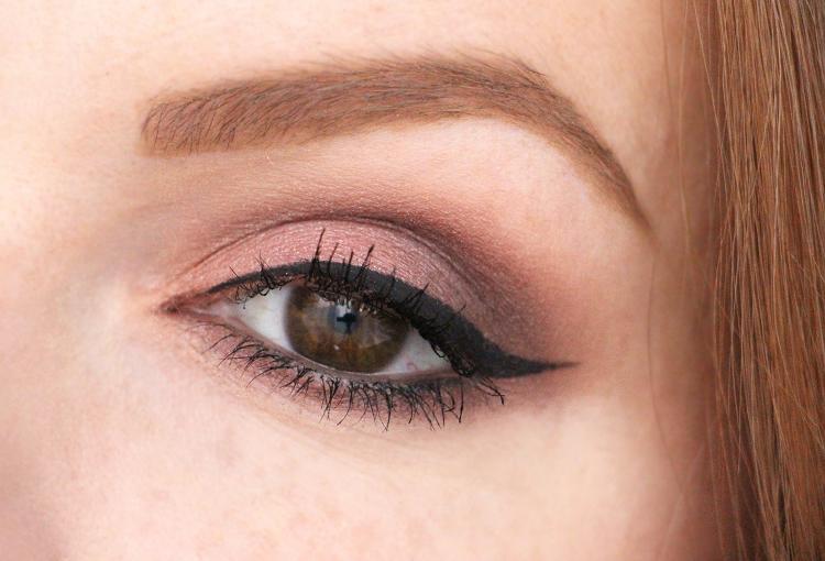 Makeup Rose Gold Eyeslipsface