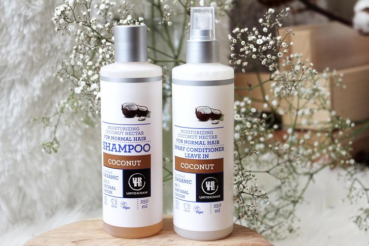 Shampoing et après-shampoing Urtekram