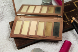 palette naked yeux