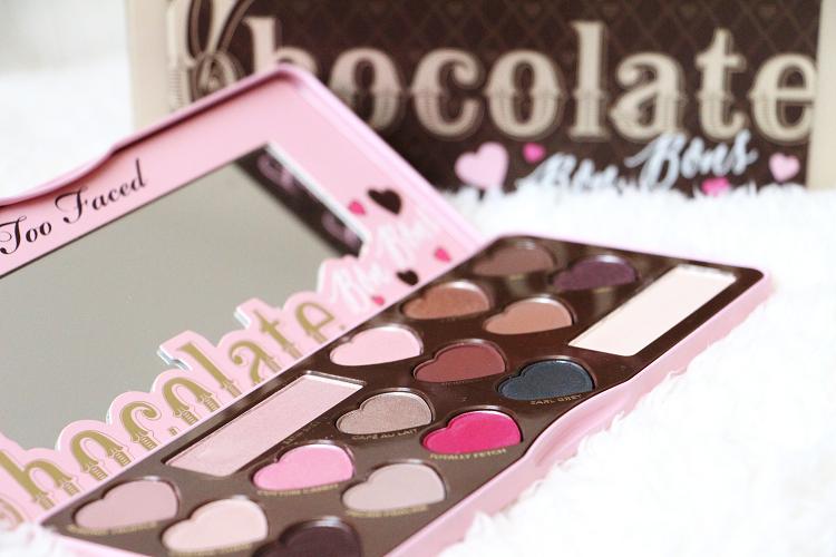 Palette Chocolat Bon Bons Une
