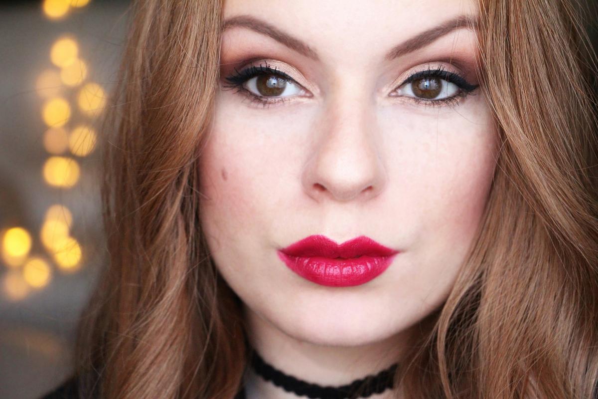 Makeup Nouvel An Une