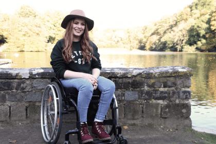 Paraplégique - pas si différente