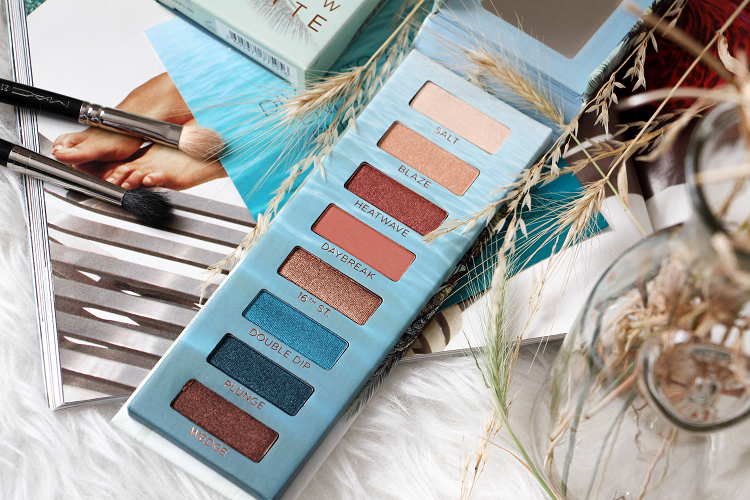 Fards Beached Eyeshadows Palette