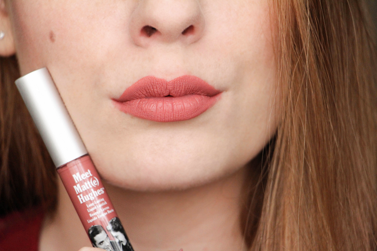 Meet Matte Hughes The Balm Committed